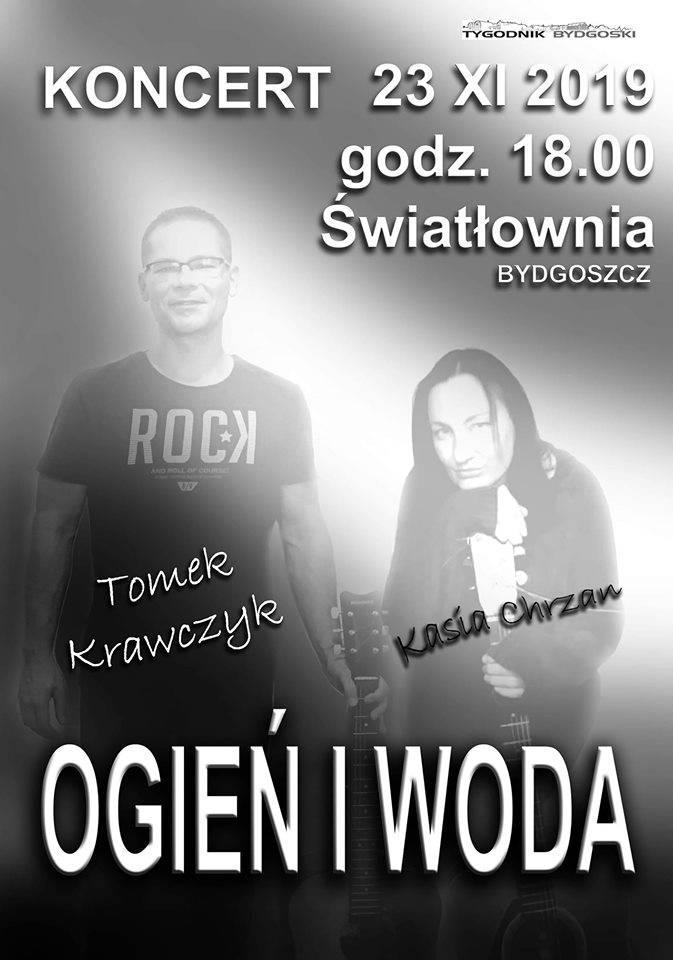 Kasia Chrzan i Tomek Krawczyk
