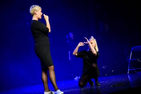 Rzeczy żywe - Duet Improwizujący Dwie Siostry
