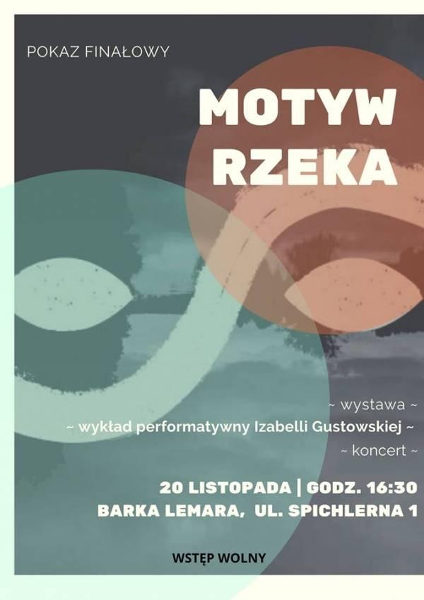 Wykład performatywny I. Gustowskiej + wystawa + koncert