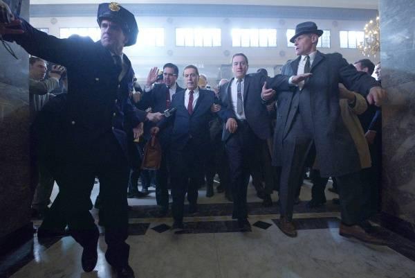 Irlandczyk, reż. Martin Scorsese