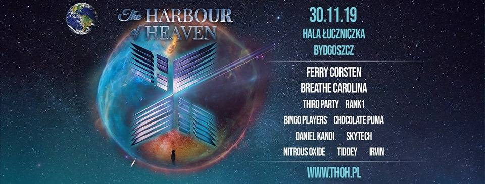 The Harbour of Heaven 2019
