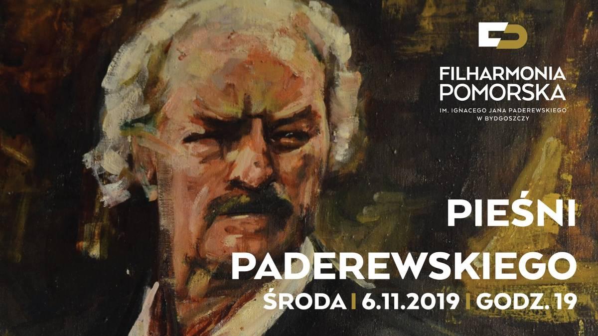 Pieśni Ignacego Jana Paderewskiego