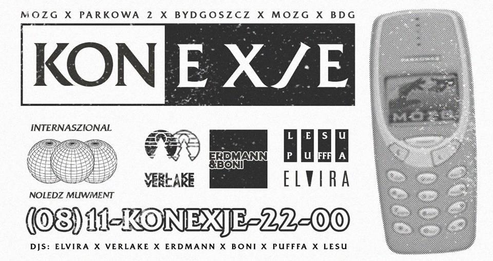Konexje #15 Verlake & Elvira + koncert Dynasonic