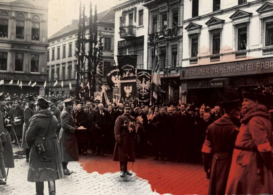 Wernisaż: Wigilia Święta Niepodległości: Niepewny czas - Bydgoszcz w latach 1918-1920