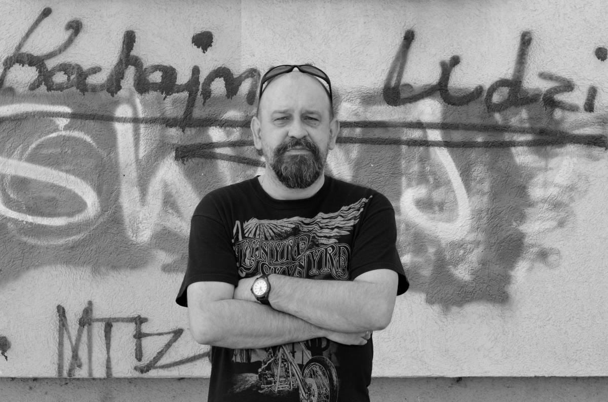 """Spotkanie poetyckie z Maciejem Krzyżanem i promocja tomu wierszy """"Duszyczka"""""""