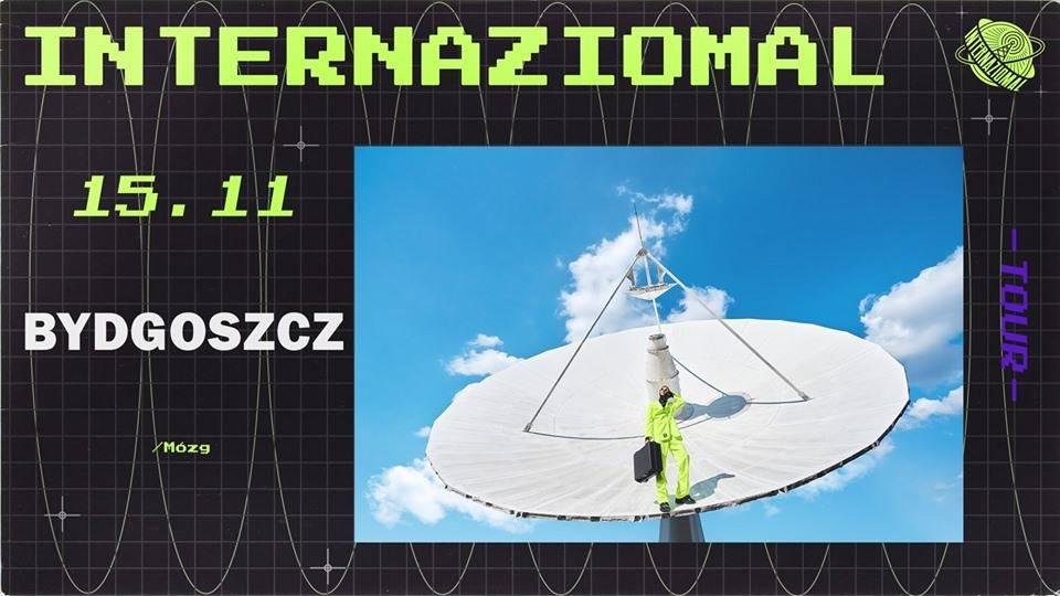 Żabson / Internaziomal Tour
