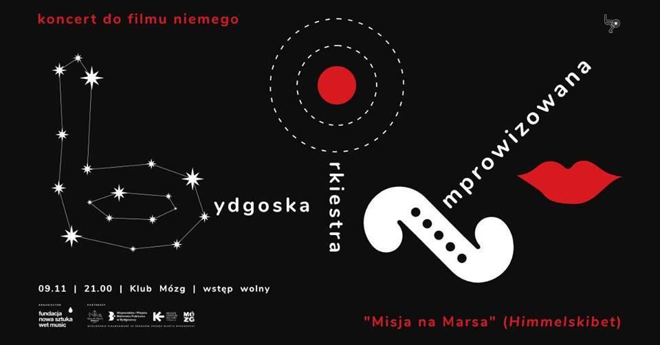 Bydgoska Orkiestra Improwizowana - koncert do