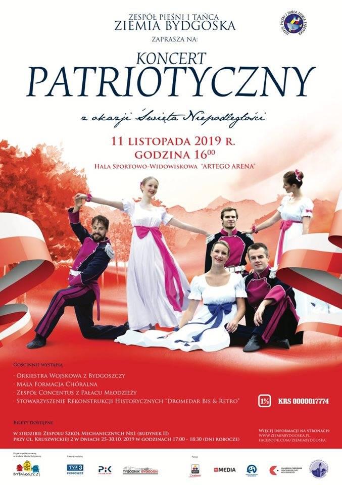 Koncert Patriotyczny z okazji Święta Niepodległości