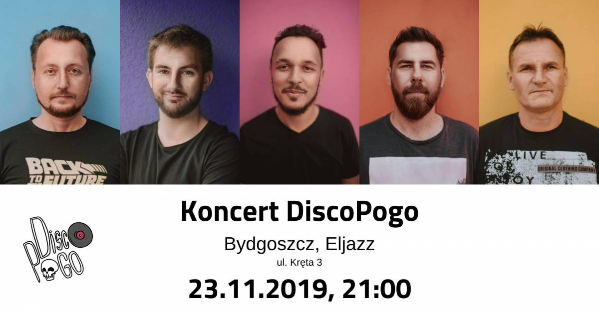 DiscoPogo / Tam i Tour 2019