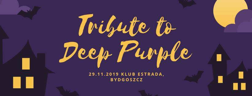 Tribute to Deep Purple & more | Purple Rainbow Tour 2019