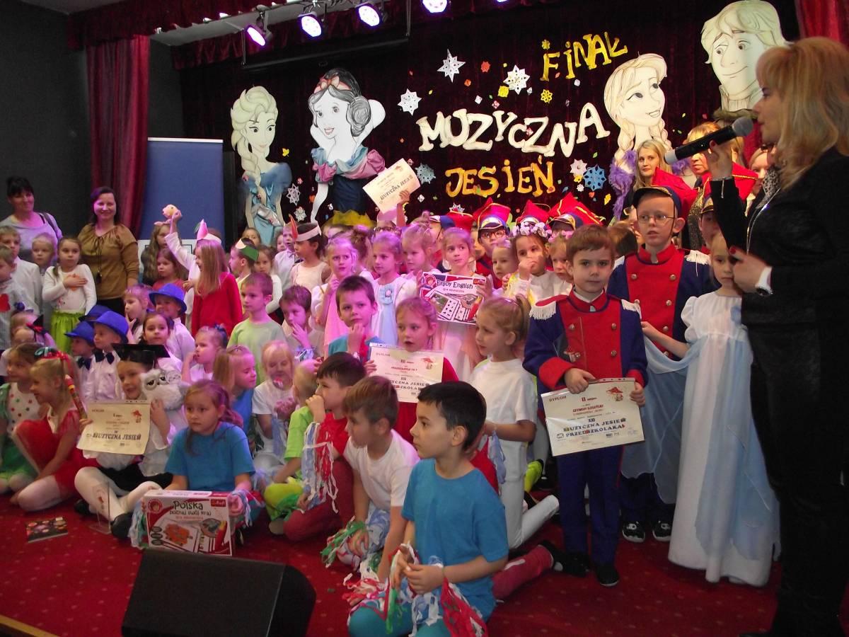 XXII Muzyczna Jesień Przedszkolaka - finał