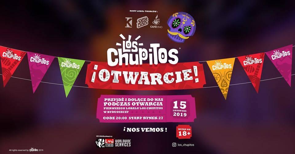 Otwieramy Los Chupitos