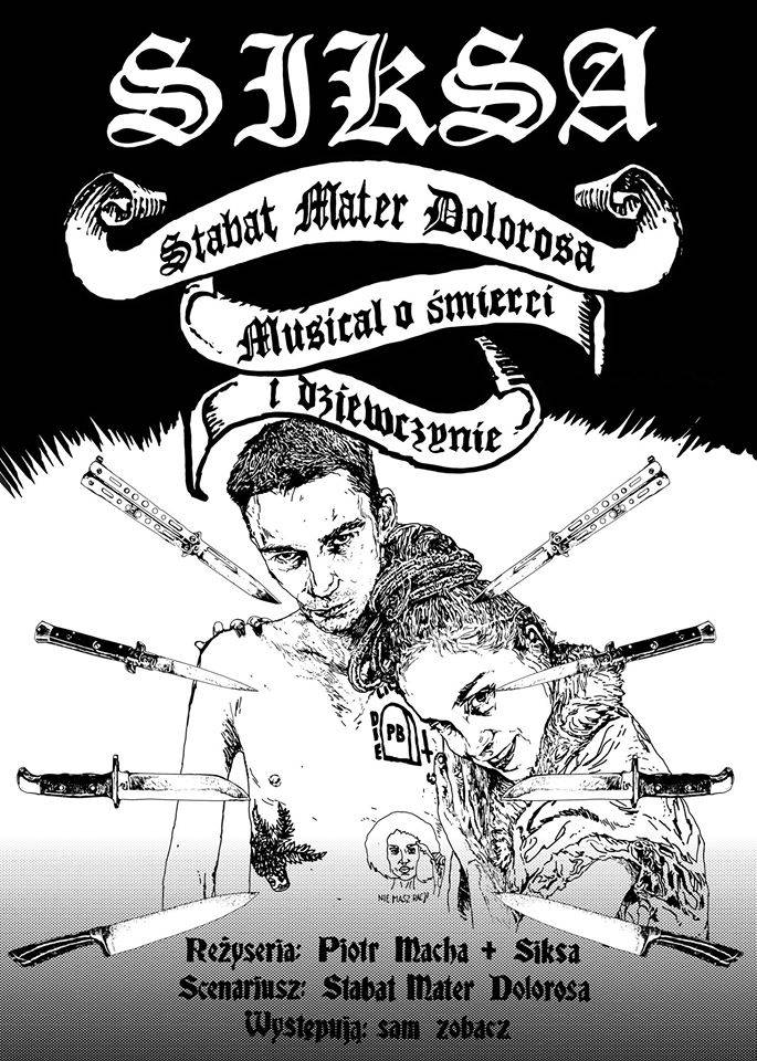 7 | SIKSA - Stabat Mater Dolorosa (projekcja filmu) eng sub