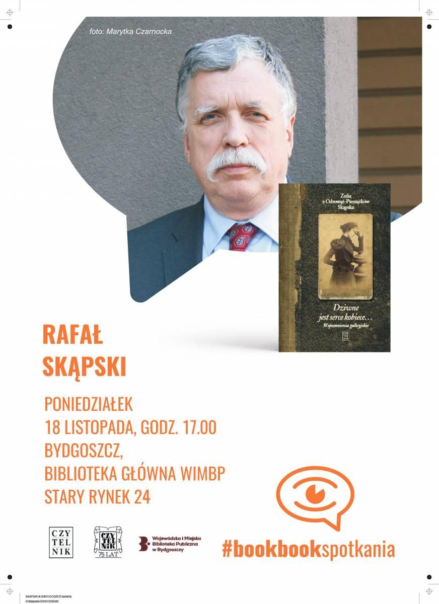 Spotkanie z Rafałem Skąpskim