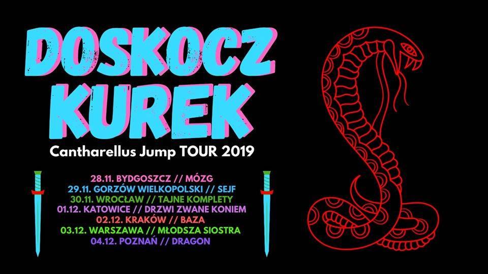 Doskocz, Kurek (Cantharellus Jump Tour)