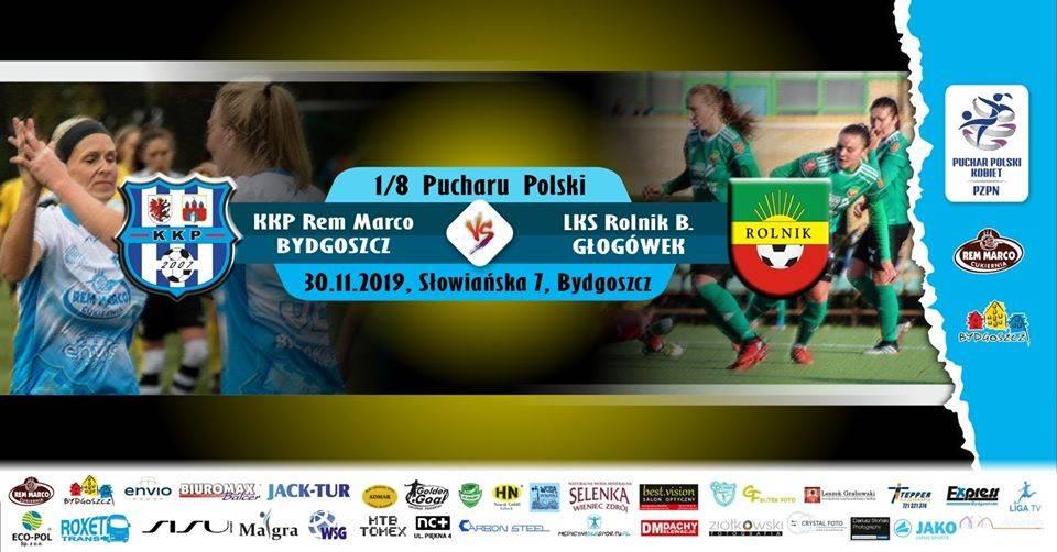 1/8 Pucharu Polski: KKP Rem Marco Bydgoszcz - Olimpia Szczecin