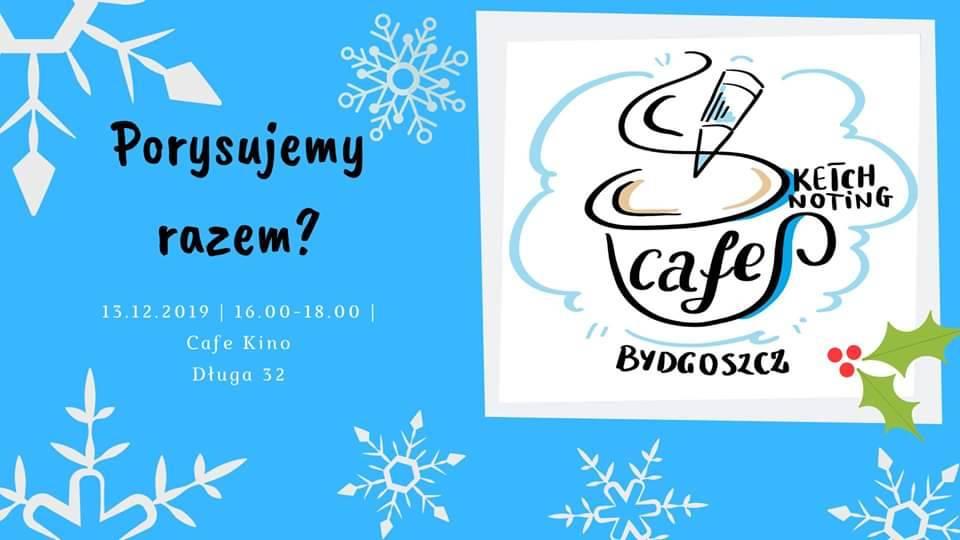 Sketchnoting Cafe Bydgoszcz