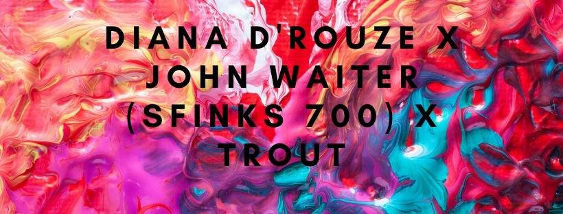 To2 pres. Diana d'Rouze x John Waiter (Sfinks 700) feat. Trout
