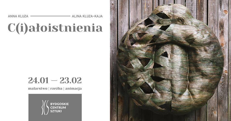 C(i)ałoistnienia | Anna Kluza i Alina Kluza-Kaja - wernisaż wystawy