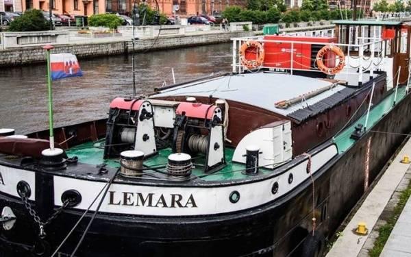 """Barka """"Lemara"""""""