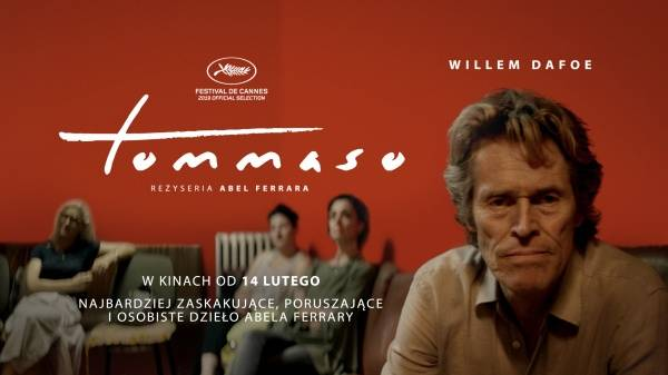 Tommaso, reż. Abel Ferrara