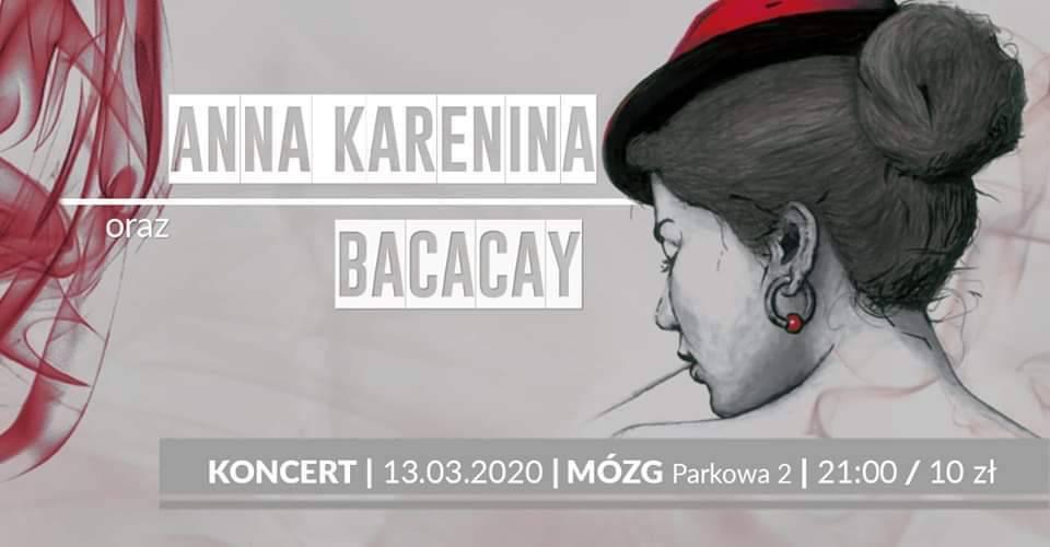 Anna Karenina & Bacacay