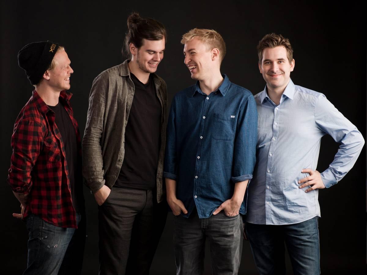 SWISS JAZZ AT MÓZG | Samuel Leipold Quartett