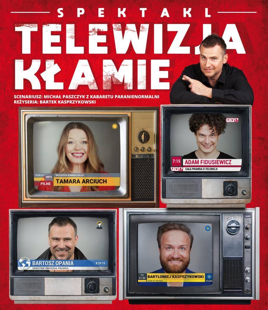 ODWOŁANY Telewizja Kłamie - spektakl