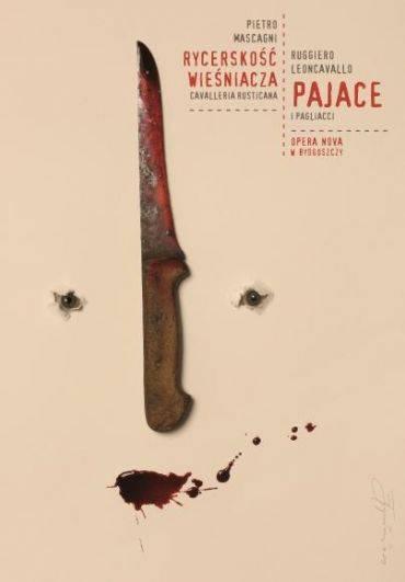ODWOŁANE RYCERSKOŚĆ WIEŚNIACZA.PAJACE (Cavalleria rusticana.I Pagliacci) - Opera