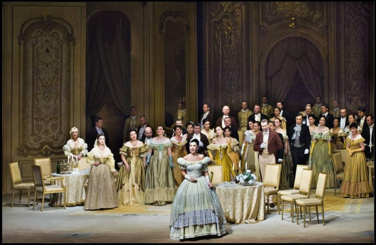 ODWOŁANE La Traviata