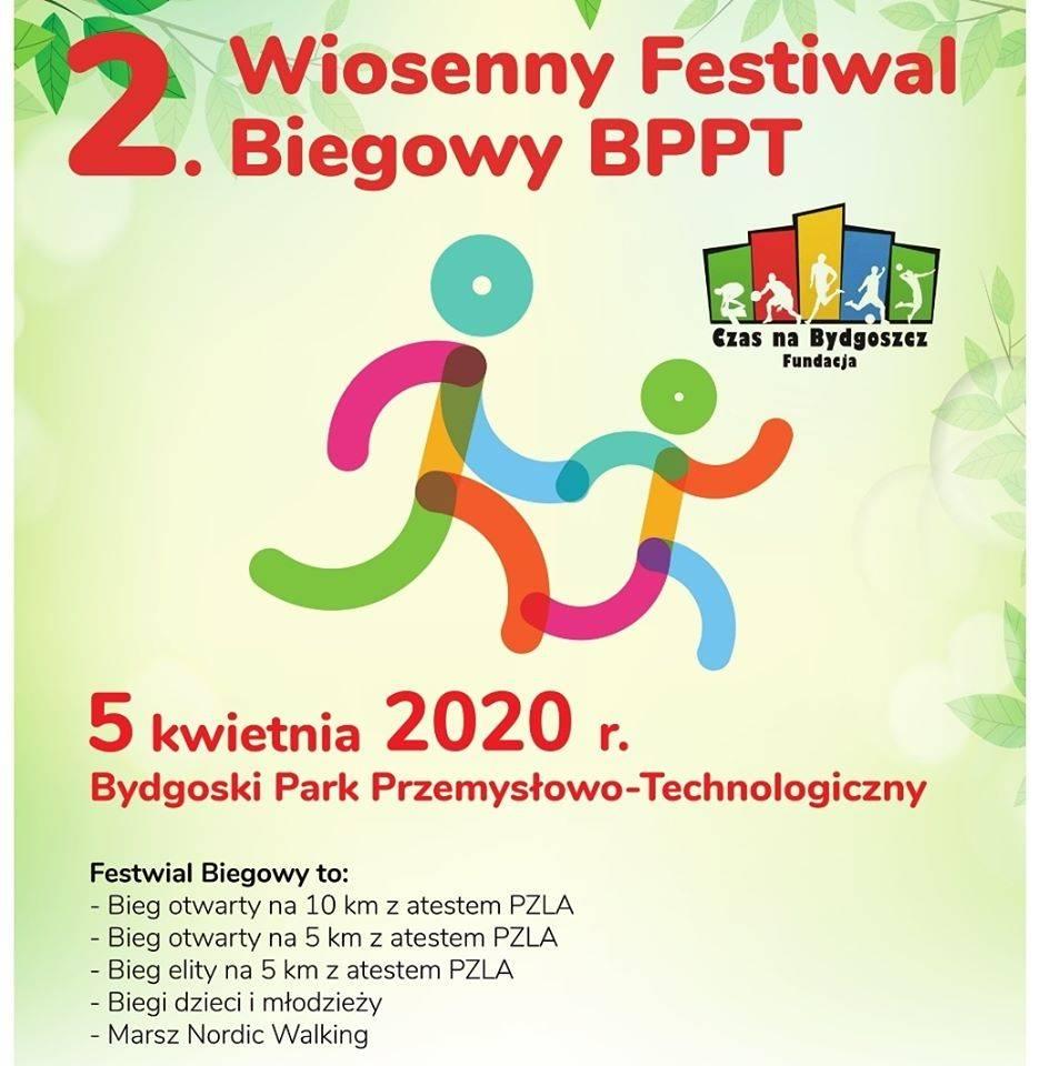 2. Wiosenny festiwal biegowy