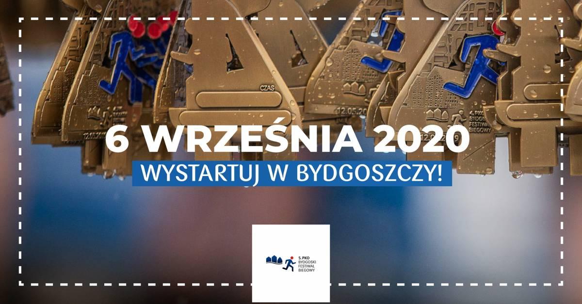 5. PKO Bydgoski Festiwal Biegowy