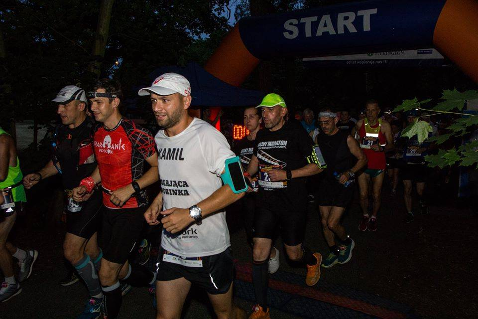 15th Bydgoszcz Canal Night Marathon