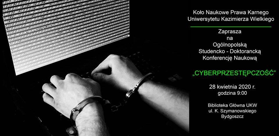 PRZEŁOŻONE Konferencja pt. Cyberprzestępczość