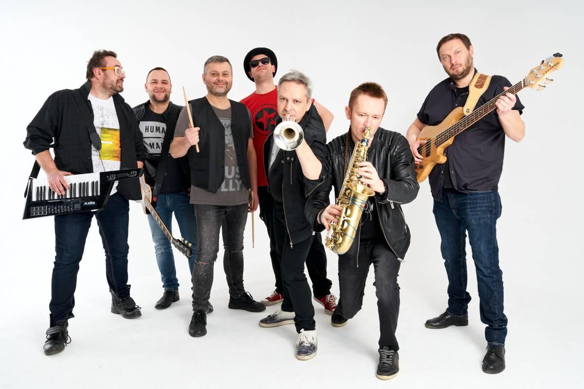 Życie bez snu z Samokhin Band - koncert