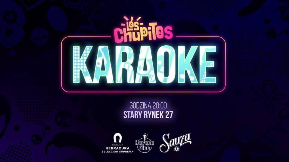 CANCELLED Karaoke w Los Chupitos