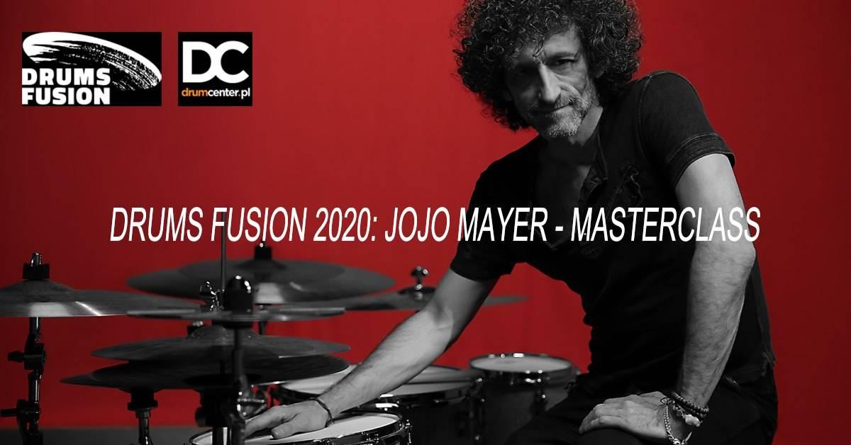 POSTPONED Drums Fusion 2020: Jojo Mayer - Masterclass