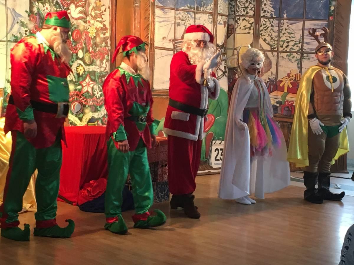 Mikołaj Spełnia Sny - spektakl dla dzieci