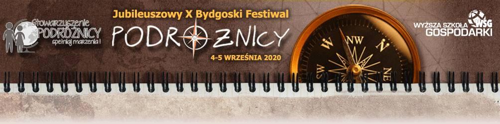 X Festiwal Podróżnicy
