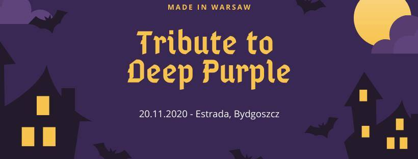 Tribute to Deep Purple - Made in Warsaw