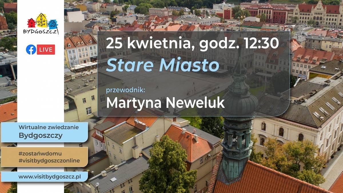 Wirtualne zwiedzanie Bydgoszczy - Stare Miasto