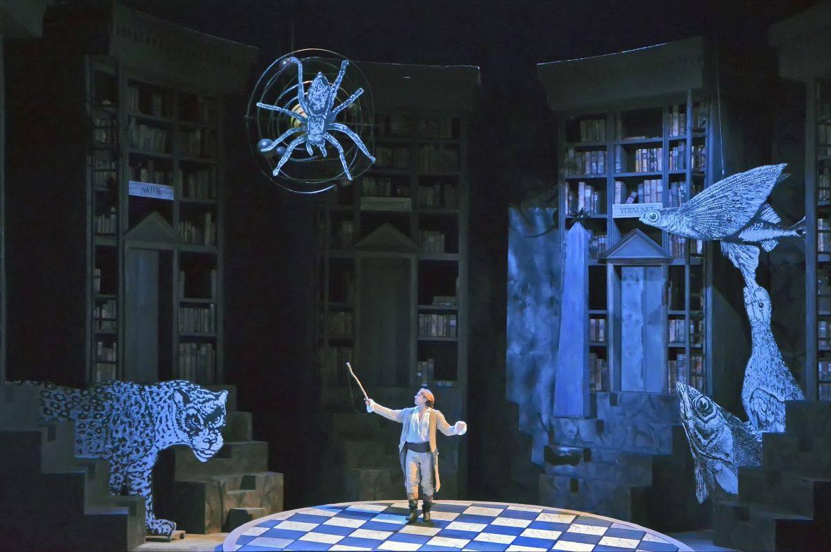 CZARODZIEJSKI FLET (Die Zauberflöte, KV 620) - opera
