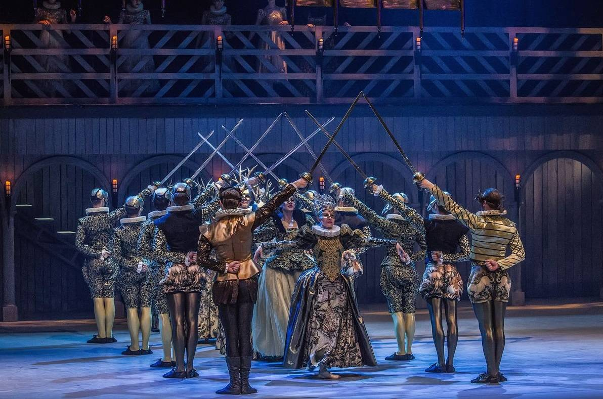 Romeo i Julia - balet