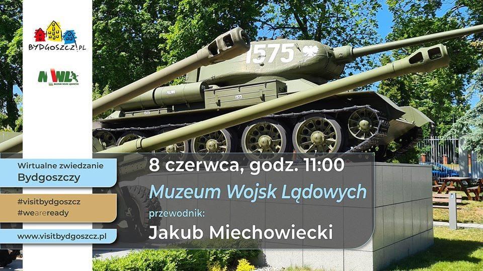 Wirtualne zwiedzanie Bydgoszczy - Muzeum Wojsk Lądowych