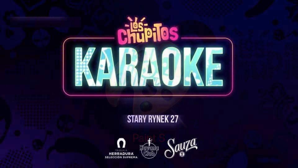Karaoke w Los Chupitos