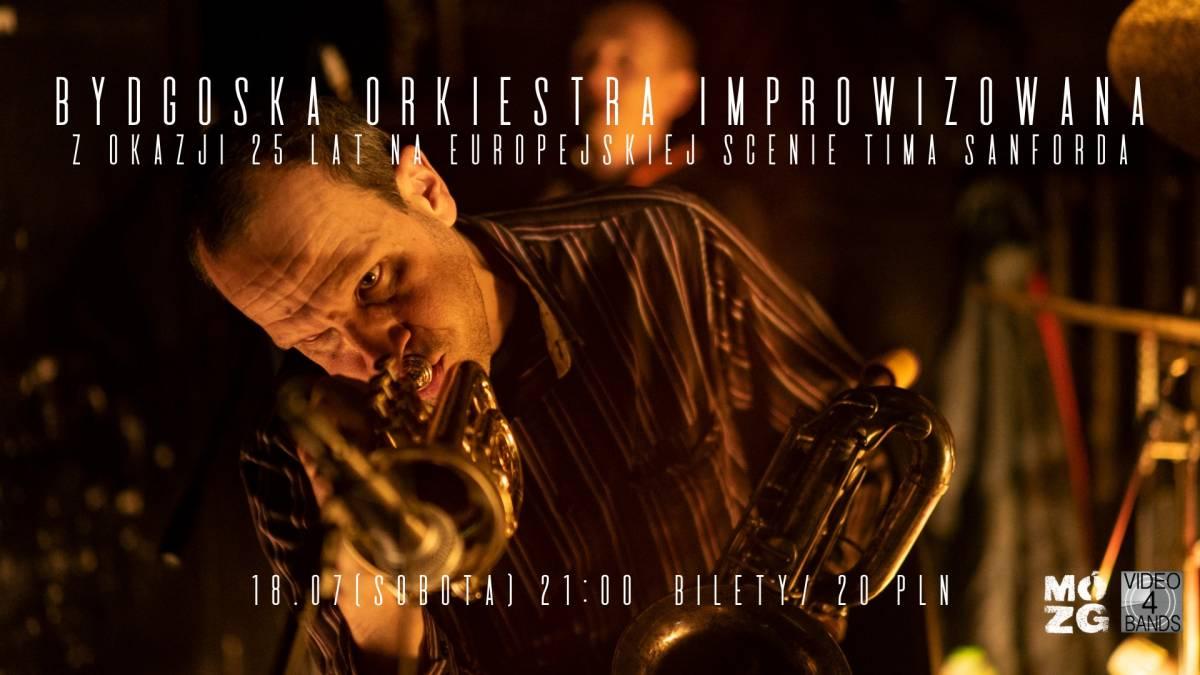 Bydgoska Orkiestra Improwizowana - koncert
