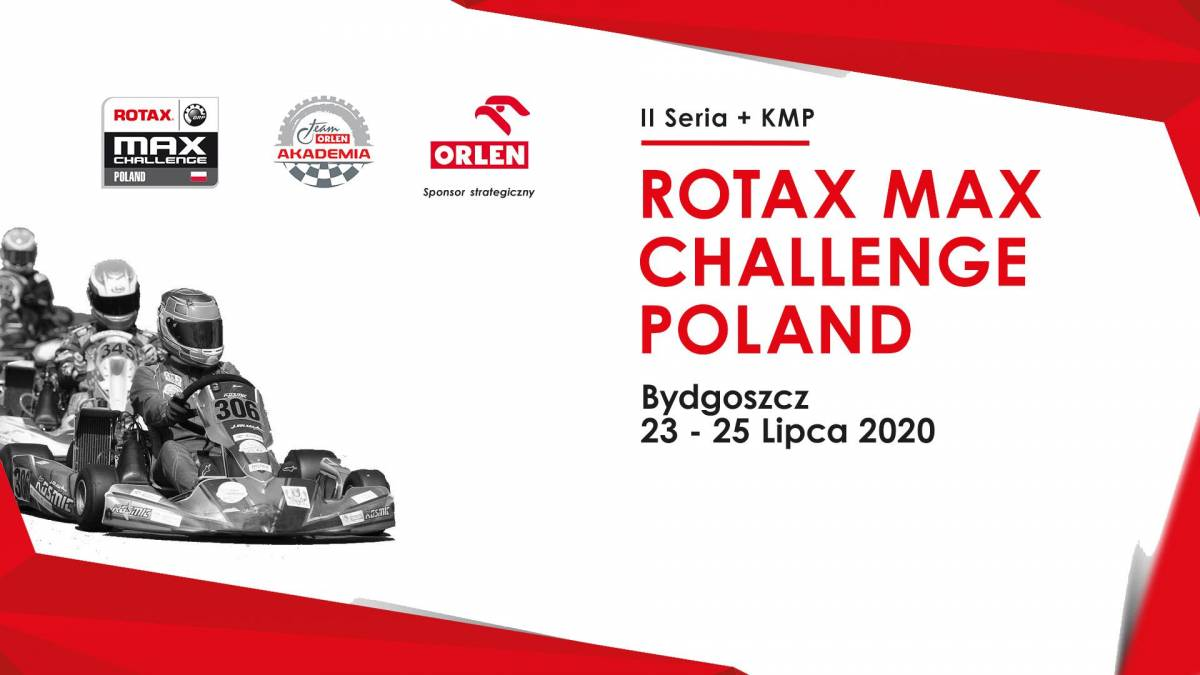 Rotax Max Challenge - II seria + 2 KMP