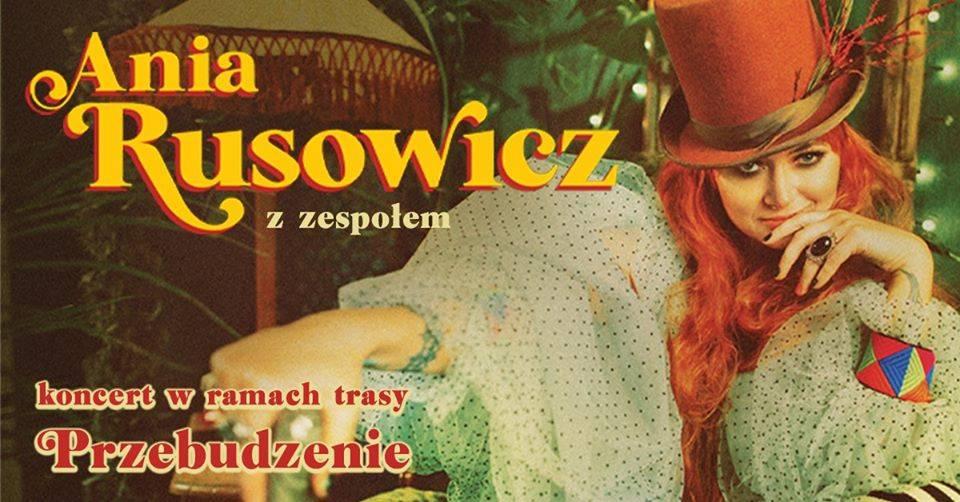 CANCELLED Ania Rusowicz - Przebudzenie