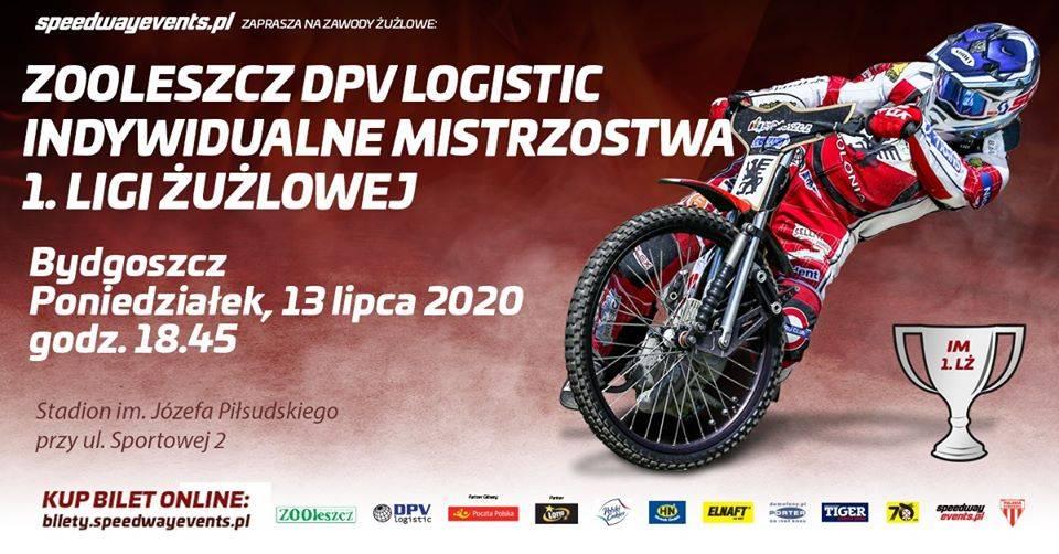 Zooleszcz DPV Logistic Indywidualne Mistrzostwa 1. Ligi Żużlowej