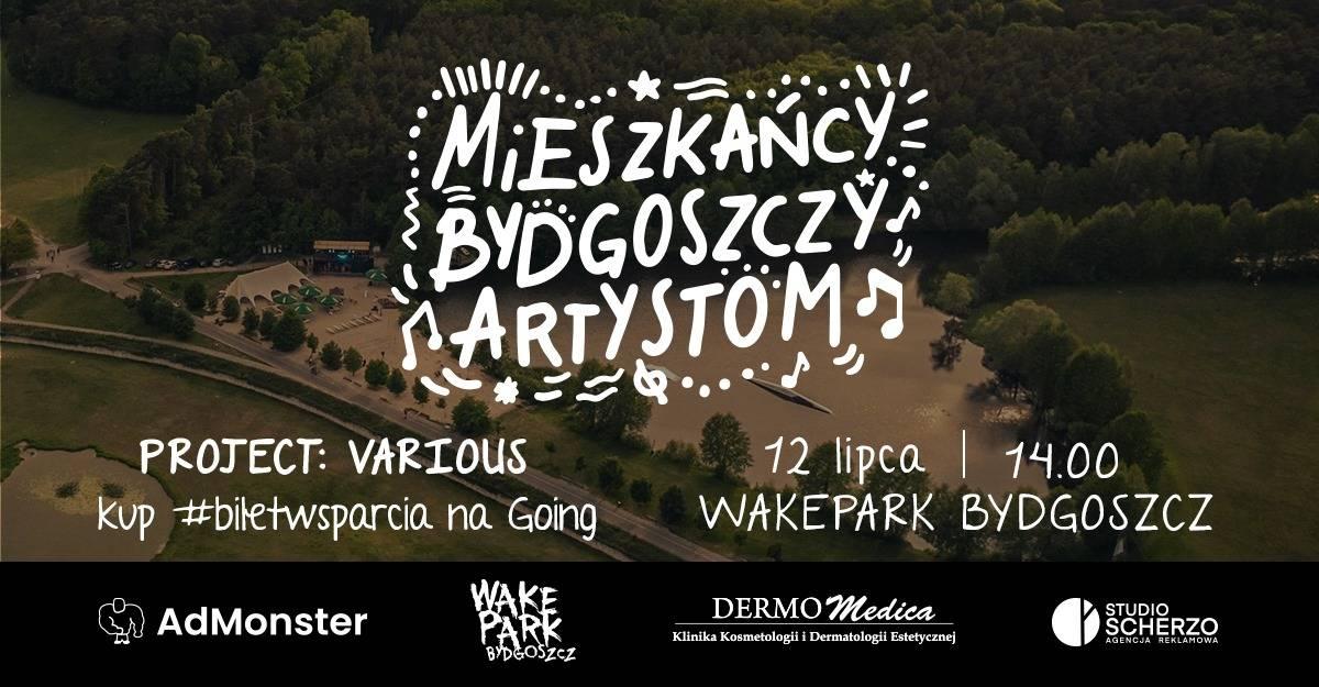 Mieszkańcy Bydgoszczy Artystom 2020